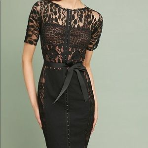 New-with tags-Anthropologie Byron Lars Lace Dress
